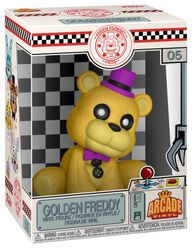 Arcade Vinyl - Golden Freddy Vinyl Figure 05