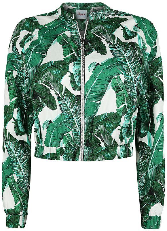 Bombera Tropical Leaves