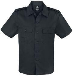 Košeľa US s polovičnými rukávmi