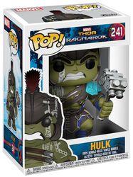 Vinylová figúrka č. 241 Ragnarok 3 - Hulk Gladiator