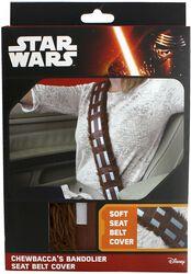 Poťah na auto Chewbacca