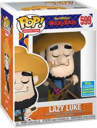 Vinylová figúrka č. 599 SDCC 2019 - Lazy Luke (Funko Shop Europe)