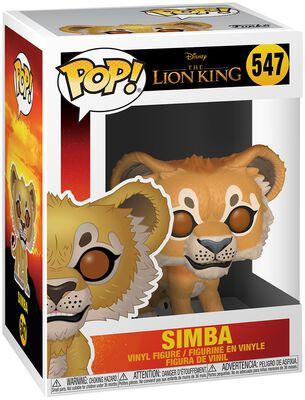 Vinylová figúrka č. 547 Simba