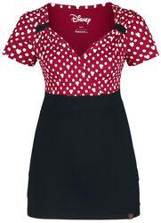 Bodkované šaty Minnie