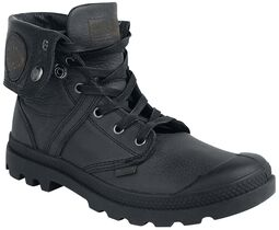 Kožené topánky Pallabrousse Baggy L2