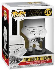 Vinylová figúrka č. 317 Episode 9 - The Rise of Skywalker - First Order Jet Trooper