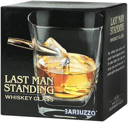Last Man Standing Pohár na whiskey