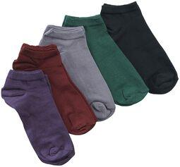 5er Pack Sneaker Socks