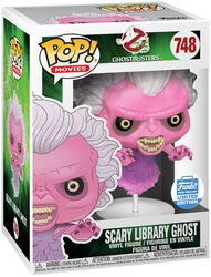 Vinylová figúrka č. 748 Scary Library Ghost (Funko Shop Europe)