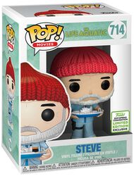The Life Aquatic Vinylová figúrka č. 714 ECCC 2019 - Steve (Funko Shop Europe)