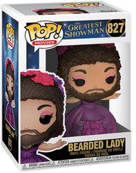 Greatest Showman Vinylová figúrka č. 827 Bearded Lady