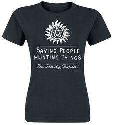 Saving People Hunting Things
