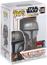Vinylová figúrka č. 330 NYCC 2019 - The Mandalorian (Funko Shop Europe)