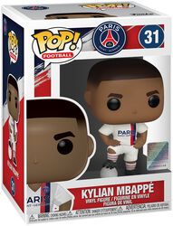Football Paris Saint-Germain - Kylian Mbappé (Third Kit) - Vinyl Figure 31