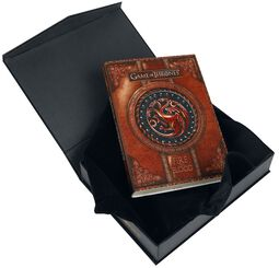Zápisník Fire and Blood Journal