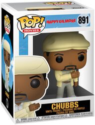 Happy Gilmore Chubbs (Chase Edition Possible) Vinyl Figure 891