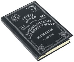 Zápisník Black and White Spirit