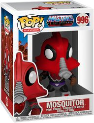 Mosquitor Vinyl Figure 996
