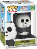 Vinylová figúrka č. 550 Panda