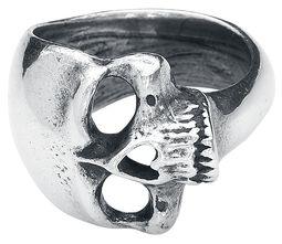 Prsteň New Skull