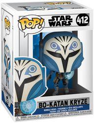 VInylová figúrka č. 412 Clone Wars - Bo-Katan Kryze