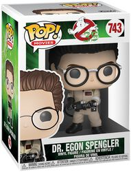 Vinylová figúrka č. 743 Dr. Egon Spengler