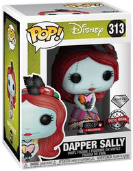 Vinylová figúrka č. 313 Dapper Sally (Glitter Diamond Edition)