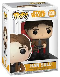 Vinylová figúrka č. 238 Solo: A Star Wars Story - Han Solo