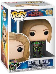 Vinylová figúrka č. 516 Captain Marvel