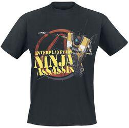 Claptrap - Interplanetary Ninja Assassin