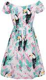 Midi šaty Raphaella