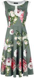 Kvetované šaty Mix Floral Hepburn