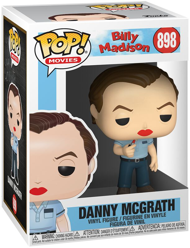 Billy Madison Vinylová figúrka č. 898 Danny McGrath