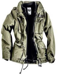 Ladies Army Field Jacket 4a782a6e40c