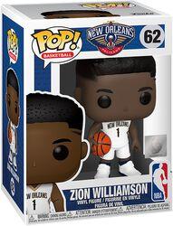 Vinylová figurka č. 62 New Orleans Pelicans - Zion Williamson