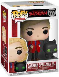 Vinylová figúrka č. 777 Sabrina Spellman a Salem