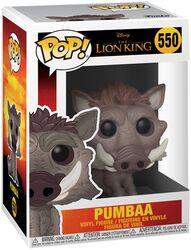 Vinylová figúrka č. 550 Pumbaa