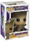 Vinylová figúrka s pohyblivou hlavou č.65 Dancing Groot