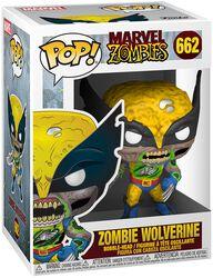 Vinylová figúrka č. 662 Zombies - Zombie Wolverine
