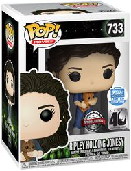 Vinylová figúrka č. 722 40th - Ripley Holding Jonesy (Funko Shop Europe)