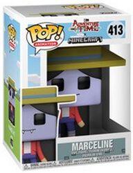 Vinylová figúrka č. 413 Minecraft Marceline