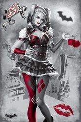 Harley Quinn (Batman Arkham Night)