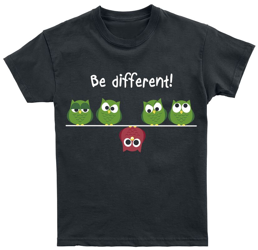 Kids - Be Different!