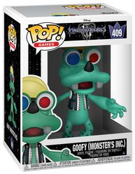 Vinylová figúrka č. 409 Goofy (Monsters Inc) 3