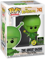 The Flintstones Vinylová figúrka č. 743 ECCC 2020 - The Great Gazoo (Funko Shop Europe)