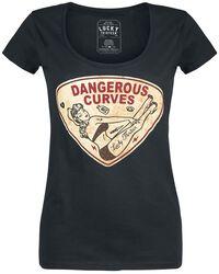 Curves Ladies T