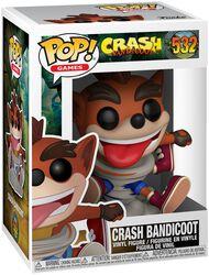 Vinylová figúrka č. 532 Crash Bandicoot