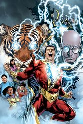 The Power Of Shazam