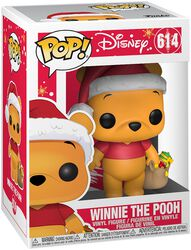 Vinylová figúrka č. 614 Winnie The Pooh (Holiday)