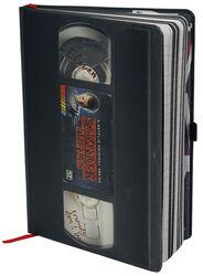 Prémiový zápisník VHS
